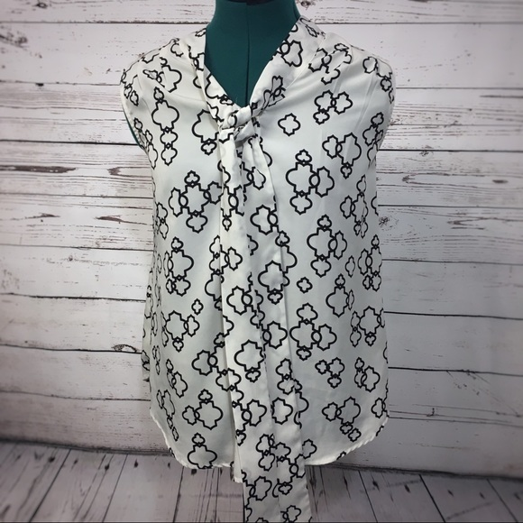 41 Hawthorn Tops - 41 Hawthorn | tie sleeveless blouse | Stitch Fix
